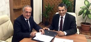 Atatürk Üniversitesi ve SGK arasında protokol anlaşması imzalandı