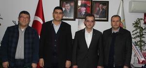 Salihli AK Parti'de 4 aday Ankara'ya davet edildi
