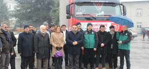 Haleplilere yardım