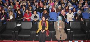 Elazığ'da 'Kadın Yasal Hakları Eğitimi' semineri verildi