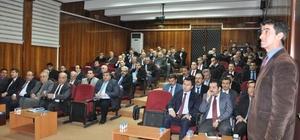 Muş'ta 'İl Koordinasyon Kurulu' toplantısı
