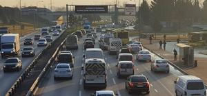 Bursa'da ehliyetsiz sürücü sayısı bir yılda yüzde 76 arttı