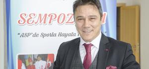 """ASP'de Sporla Hayata Tutunanlar"" sempozyumu"