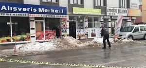 Konya'da silahlı kavga: 1 ölü 1 yaralı