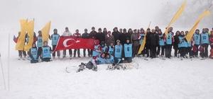 Başkan Mehmed Ali Saraoğlu: Murat Dağı Termal Kayak Merkezi daha da geliştirilmeli