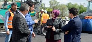 Meram'da son iki yıl asfalt yılı oldu