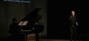 Nazım Hikmet'in 'Hasret'i müzikalle buluştu