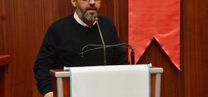 Enderun sohbetlerinin bu haftaki konuğu Gazeteci Erem Şentürk oldu
