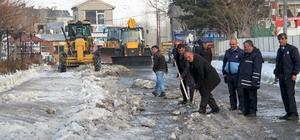 Görevlendirme yapılan belediyeler çalışmalara başladı