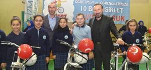 Başkan Doğan'dan öğrencilere karne hediyesi