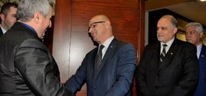 Başkan Baran, MHP İl Başkanını ağırladı