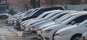 Dövizdeki yükseliş ikinci el otomobil piyasasını da vurdu