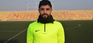 İnönü Üniversitesispor'un genç futbolcusu Yunus Emre'den takımına övgü
