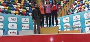 Hatay Büyükşehir Belediyesi atletlerinin başarısı