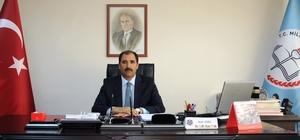 Erzincan İl Milli Eğitim Müdürü Aziz Gün'den karne mesajı