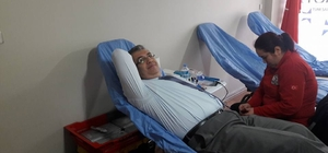 Aydın TÜMSİAD'tan kan bağışı kampanyası
