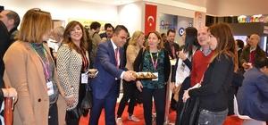 Gaziantep mutfağı İspanya Turizm Fuarı'nda büyük ilgi gördü
