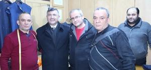 Niğde Belediye Başkanı Faruk Akdoğan, halkla iç içe