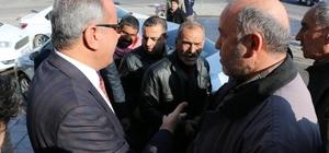 Vatandaşlardan Şanlıurfa Büyükşehir Belediyesine iş tepkisi