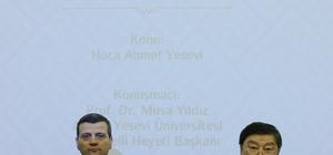 """""""Türk Dünyasının Öncüleri"""" konferansları"""