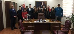 Devrek Hamidiye Anadolu Lisesi Kros karşılaşmalarında birinci oldu