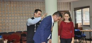 Nazilli Belediyesi personeline ilkyardım eğitimi