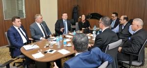 GSO ve KSO ortak komite Toplantısında buluştu