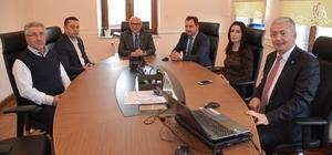 Bulgaristan'ın Pomorie ve Strastin Belediyelerinden Süleymanpaşa Belediyesi'ne ziyaret