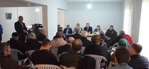 Fatsa'da huzur toplantısı