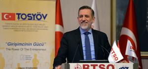 """""""KOBİ'lere ve Girişimcilere Sağlanan Destekler ve Finans Olanakları"""""""
