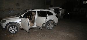 Adana'da şüpheli-polis kovalamacası