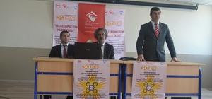"""Erzurum'da """"Geleceğimiz için Ailece El Ele Projesi"""" kapsamında eğitim programı düzenlendi"""
