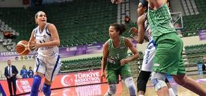 İzmir'in kızları ikinci yarıda tüm maçları kazanmak istiyor