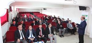 TARSİM'den bilgilendirme toplantısı