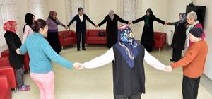 Altındağlı kadınlar drama ile gelişim sağladı
