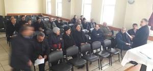 Belediye personellerine eğitim