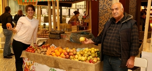 Karşıyaka'da organik şölen