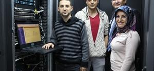 Rektör Orbay, bilgi işlem hizmetlerini değerlendirdi