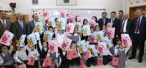 Rize'de 218 okulda 60 bin 84 öğrenci karne aldı