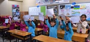Biga'da 13 bin 678 öğrenci karne aldı