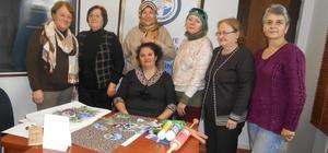 Eskişehir Kent Konseyi Kültür Sanat Çalışma Grubu'ndan rölyef kursu