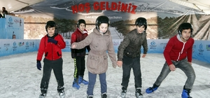 Sultangazi'de buz pisti ve 10 D sinema hizmete açılıyor