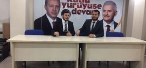 Güneş, Zonguldak Gençlik Kollarını ziyaret etti