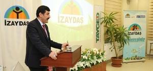 İZAYDAŞ Akademi, 32 dönem mezunlarını verdi