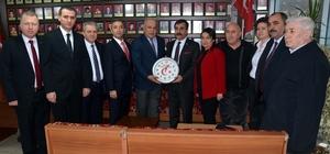 Türk Sağlık Sen Genel Başkanı Kahveci: