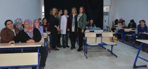 Yunusemreli hanımlara kanser semineri