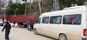 Yayladağı'ndaki TEKEL kampının taşınması