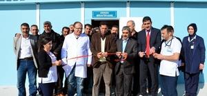 Harran Tıp Hastanesinde misafirhane açıldı