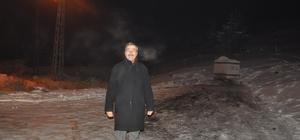 Kars geceleri ışıl ışıl