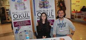 Çorlu Kent Konseyi Gençlik Meclisi Seymen'e kütüphane kuracak